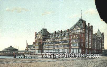 Chamberlain Hotel - Old Point Comfort, Virginia VA Postcard