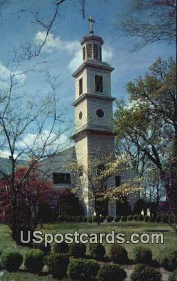 St John's Church - Richmond, Virginia VA Postcard