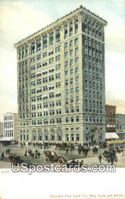 Bank of Commerce Building - Norfolk, Virginia VA Postcard
