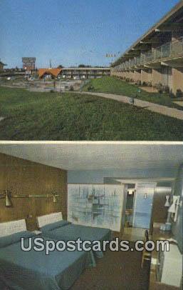 Howard Johnson's Motor Lodge - Harrisonburg, Virginia VA Postcard