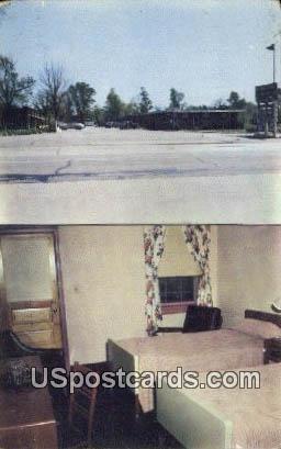 Brook Run Lodge - Richmond, Virginia VA Postcard