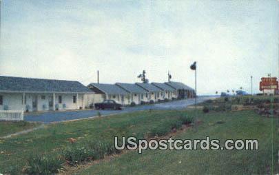 Bon Air Motel - Winchester, Virginia VA Postcard