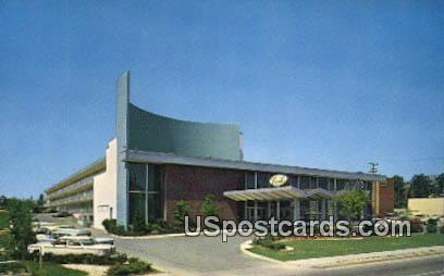 Executive Motor Hotel - Richmond, Virginia VA Postcard