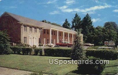 Village House Motor Hotel - Falls Church, Virginia VA Postcard