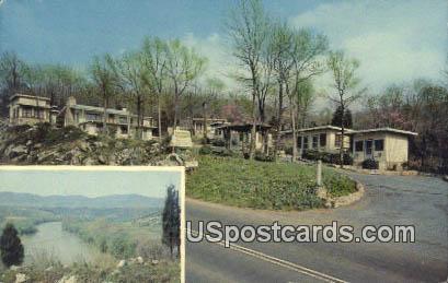 Stonyaker Motor Court - Front Royal, Virginia VA Postcard