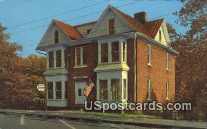 June Tolliver House - Big Stone Gap, Virginia VA Postcard