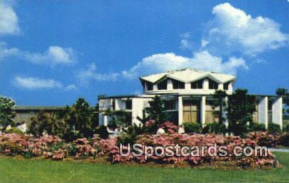 Botanical Gardens Gift Shop - Norfolk, Virginia VA Postcard