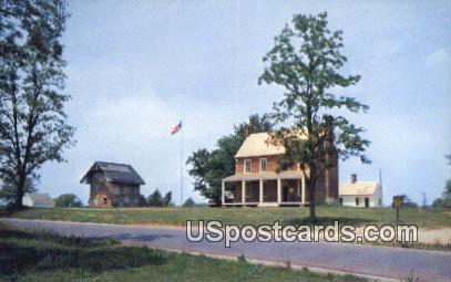 Appomattox Court House, Virginia Postcard     ;       Appomattox Court House, VA