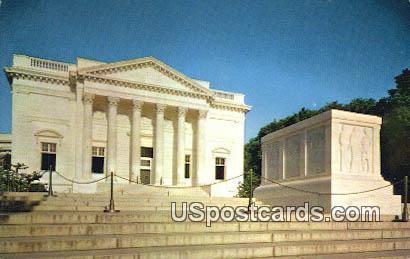Amphitheatre, Arlington National Cemetery - Virginia VA Postcard