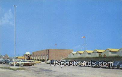 Cavalier Beach - Virginia Beach Postcards, Virginia VA Postcard