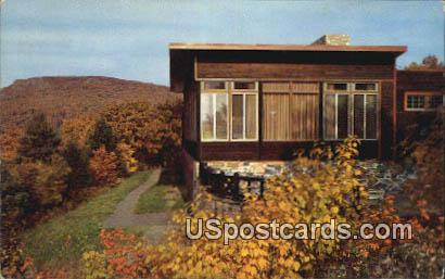 Skyland Dining Room - Skyline Drive, Virginia VA Postcard