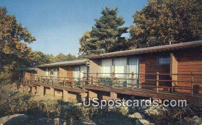 Guest Lodge - Shenandoah National Park, Virginia VA Postcard