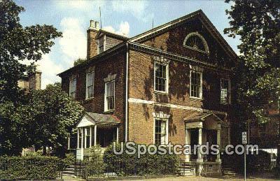 Myers House - Norfolk, Virginia VA Postcard
