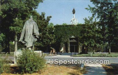 Mariners' Museum - Newport News, Virginia VA Postcard