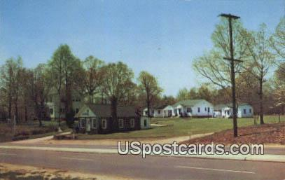 Up Away Guest Home & Cottages - Colonial Heights, Virginia VA Postcard