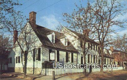 Home of Mary Washington - Fredericksburg, Virginia VA Postcard
