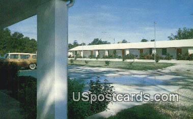 Mariners Motel - Newport News, Virginia VA Postcard