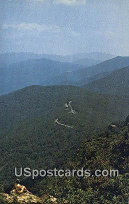 Shenandoah National Park, VA Postcard       ;         Shenandoah National Park, Virginia