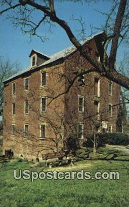 Waterford Mill - Virginia VA Postcard