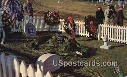 Arlington National Cemetery - Virginia VA Postcard