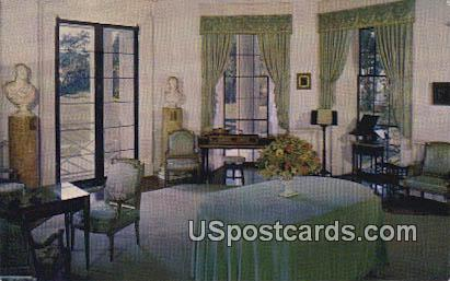 Monticello, Home of Thomas Jefferson - Charlottesville, Virginia VA Postcard