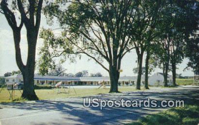 Grand View Motel Inc - Colchester, Virginia VA Postcard