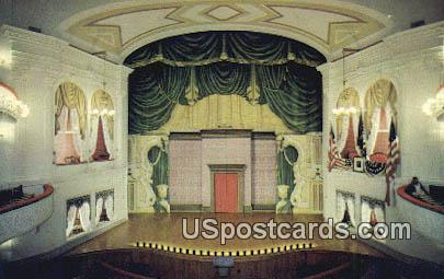 Ford's Theatre - Misc, Virginia VA Postcard