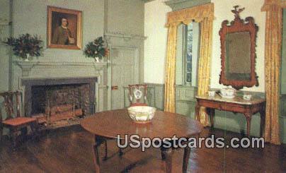 Chinese Chippendale Room, Gunston Hall - Fairfax County, Virginia VA Postcard