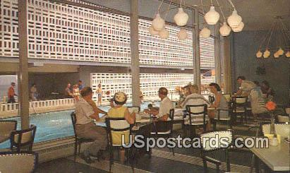 Thunderbird Motor Lodge - Virginia Beach Postcards, Virginia VA Postcard