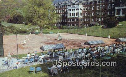 Homestead Hotel - Hot Springs, Virginia VA Postcard