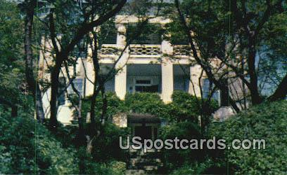 Woodrow Wilson Birthplace - Misc, Virginia VA Postcard