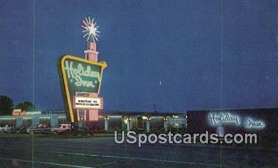 Holiday Inn - Fredericksburg, Virginia VA Postcard