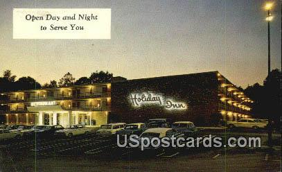 Holiday Inn - Alexandria, Virginia VA Postcard