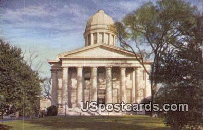 Old Court House - Norfolk, Virginia VA Postcard
