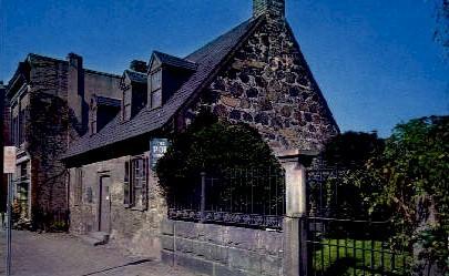Edgar Allan Poe Shrine - Richmond, Virginia VA Postcard