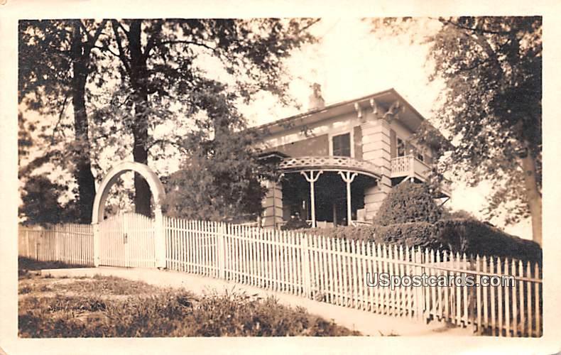 Homestead - Staunton, Virginia VA Postcard