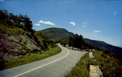 Shenandoah National Park - Virginia VA Postcard