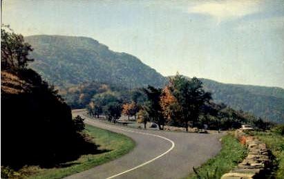 Stony Man Mountain - Skyline Drive, Virginia VA Postcard