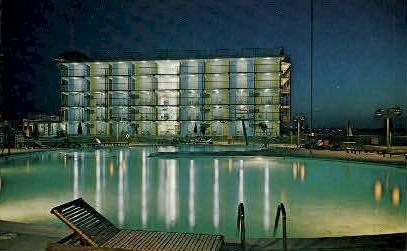 Ocean Island Motel - Virginia Beach Postcards, Virginia VA Postcard