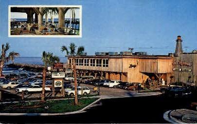 The Lighthouse Restaurant - Virginia Beach Postcards, Virginia VA Postcard