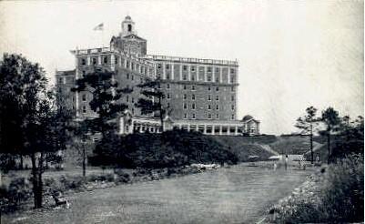The Cavalier Hotel - Virginia Beach Postcards, Virginia VA Postcard