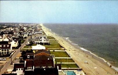 Panorama - Virginia Beach Postcards, Virginia VA Postcard