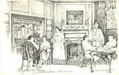 Kings Arms Tavern - Williamsburg, Virginia VA Postcard