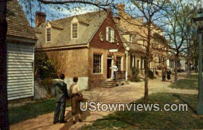 The Margarett Hunter Shop  - Williamsburg, Virginia VA Postcard