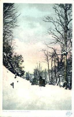 Vermont Winter - Misc Postcard