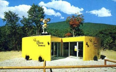 The Cheese House - Arlington, Vermont VT Postcard