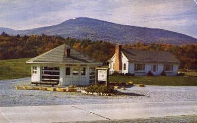 Vermont Shop - Arlington Postcard