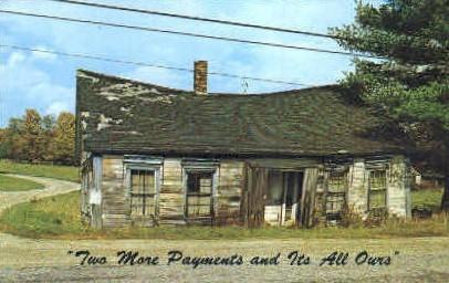 Misc - Manchester, Vermont VT Postcard