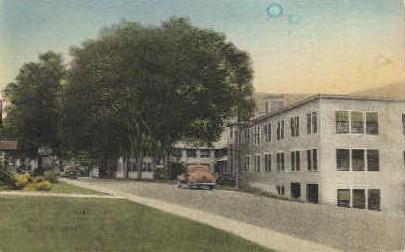 Bridgewater Woolen Company - Vermont VT Postcard