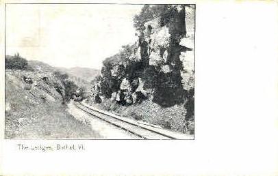 The Ledges - Bethel, Vermont VT Postcard